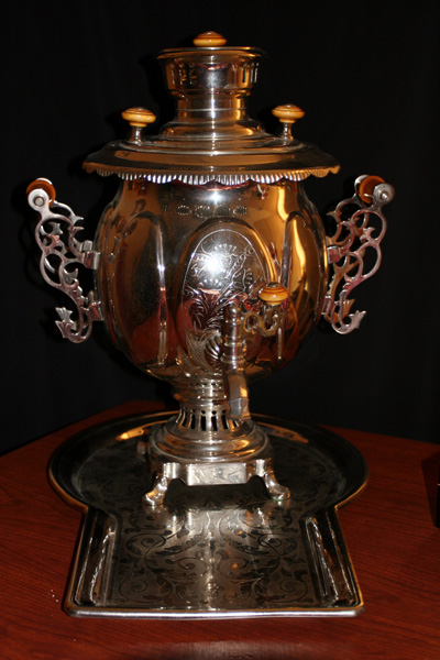 Photo: Samovar